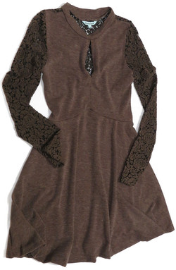 Stretch Knit Dress