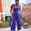 Thumbnail: Knit Wide-Leg Cherry Jumpsuit