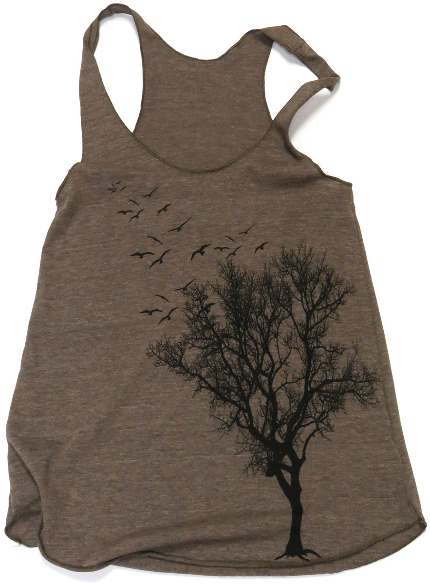 Flight Print Tank