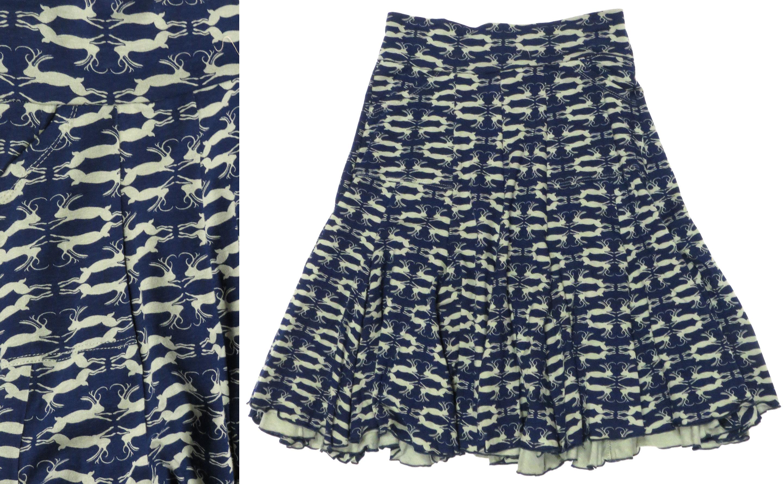Prance Trumpet Skirt