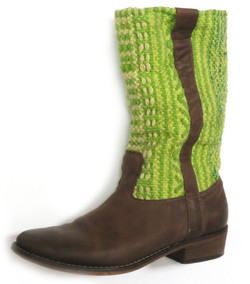 Textile Boot