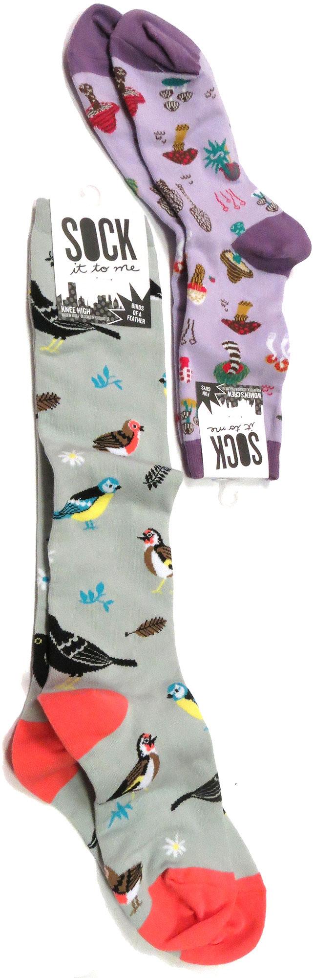 Spring Socks