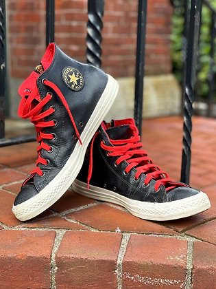 """Converse """"Year of the Horse"""" Premium Leather High-Tops ~ Men's 11"""