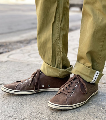 Paul Smith Leather & Suede Sneakers