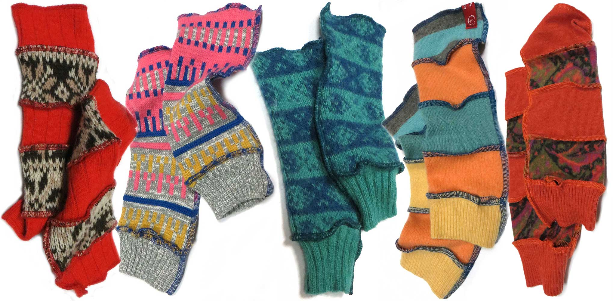 Arm warmers