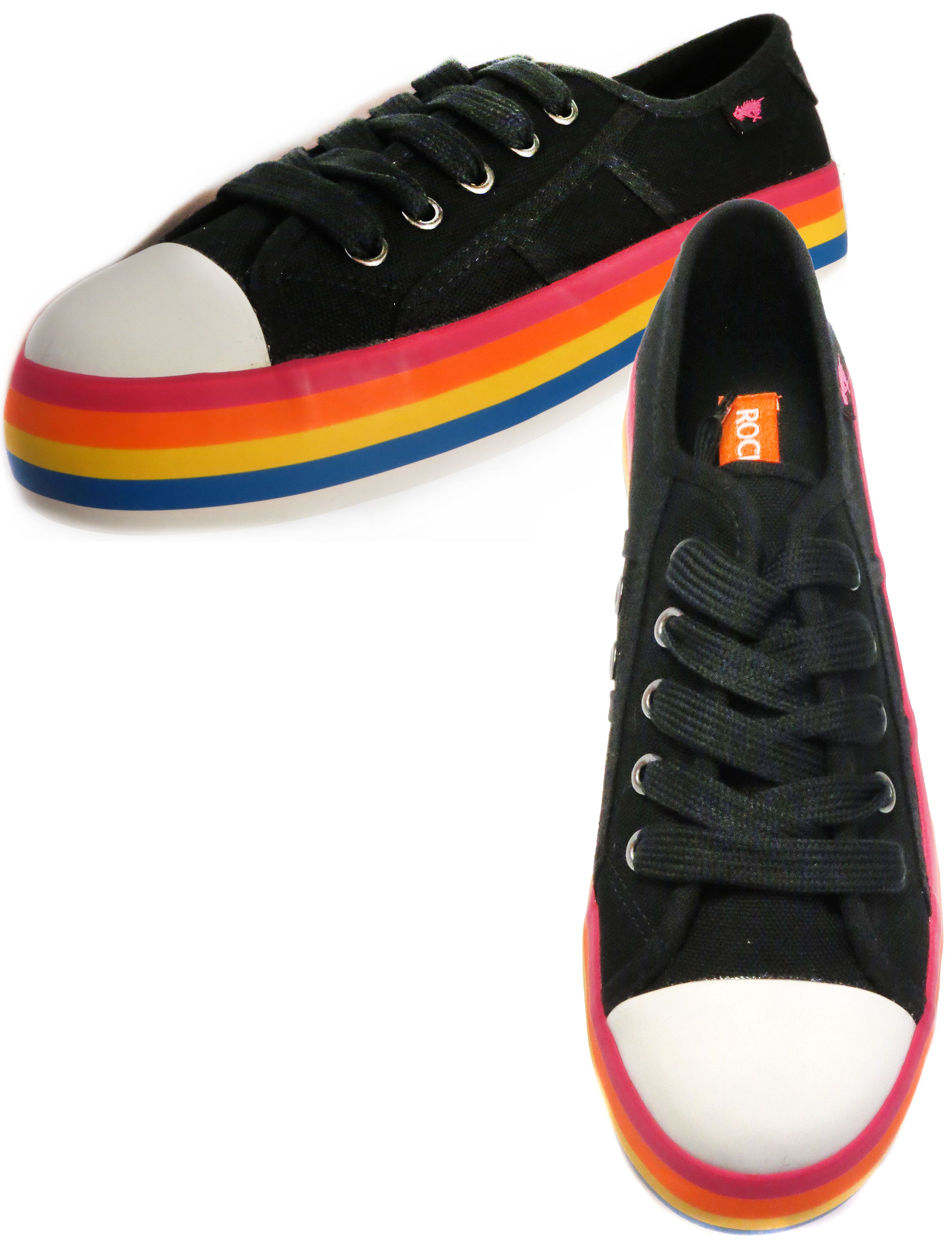 Rainbow Sneaks