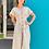 """Thumbnail: """"Beach Stripes"""" Rayon Button-Up Midi Dress"""