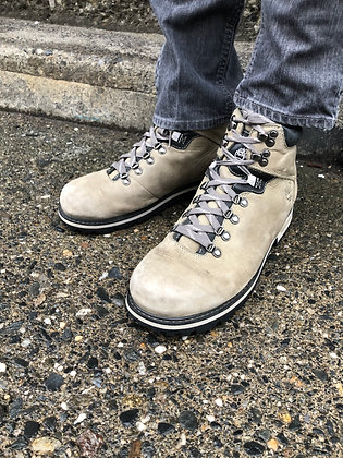 MENS Timberland Grey Suede Boots