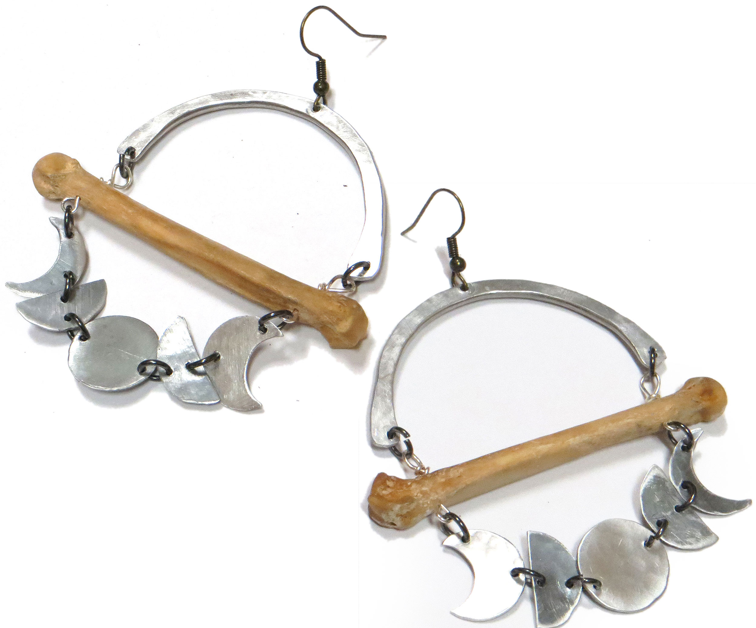 Moon Phanse Earrings