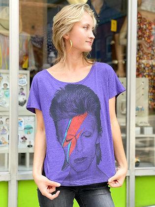 David Bowie Dolman T-Shirt