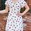 Thumbnail: Perfect Fit Rayon Cherry Dress