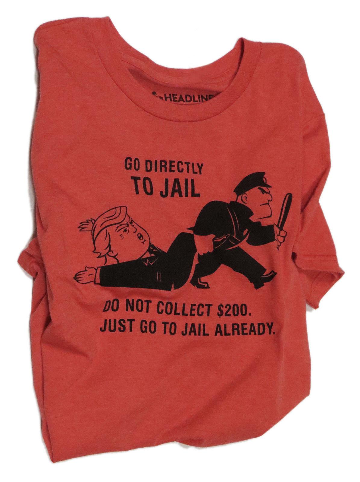 Go to Jail Tee