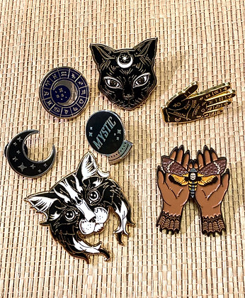 Mystic Pin Collection