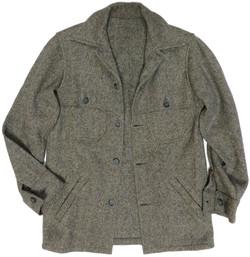 Vintage Herringbone Hunting Shirt