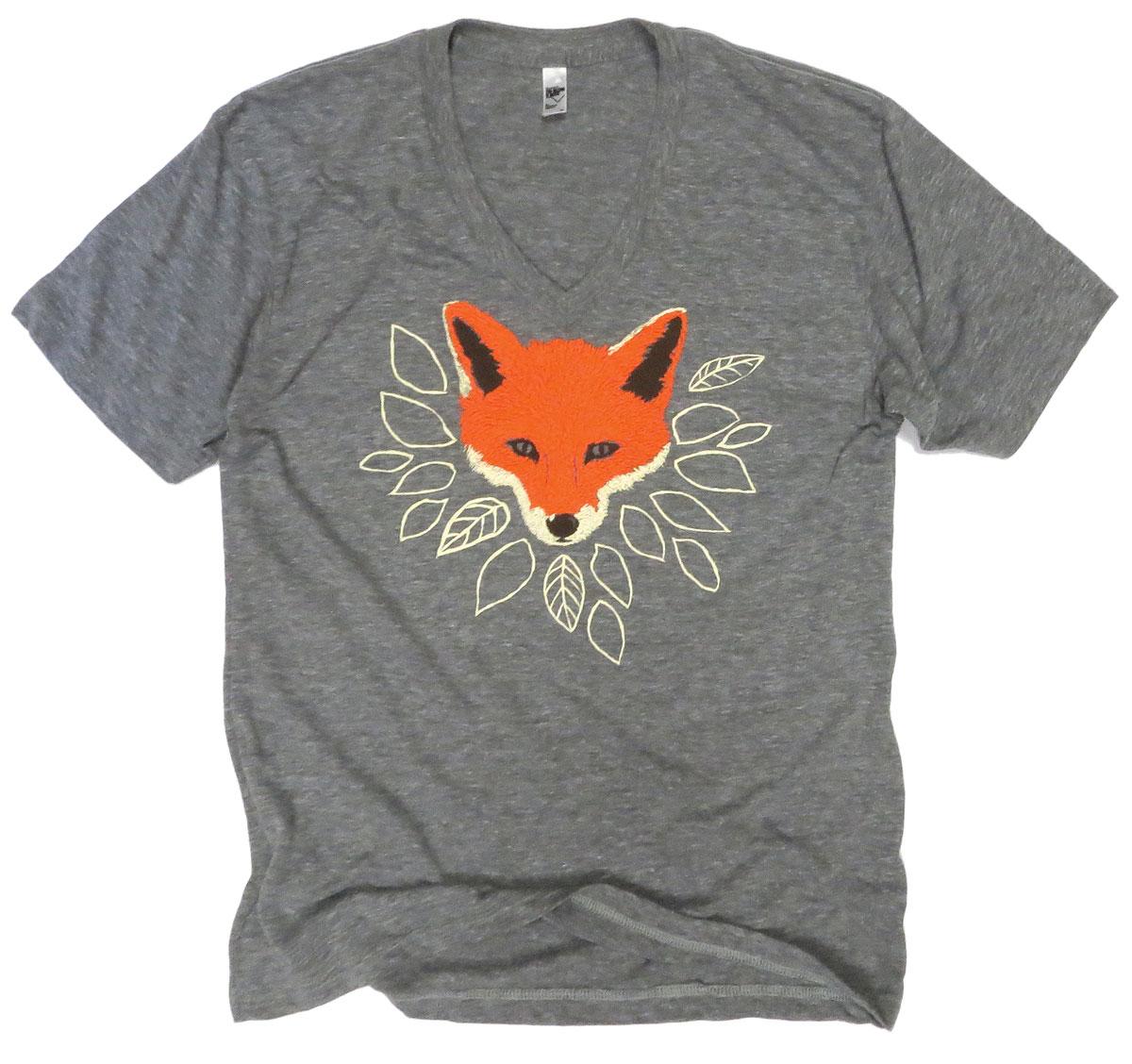 Fox V-Neck