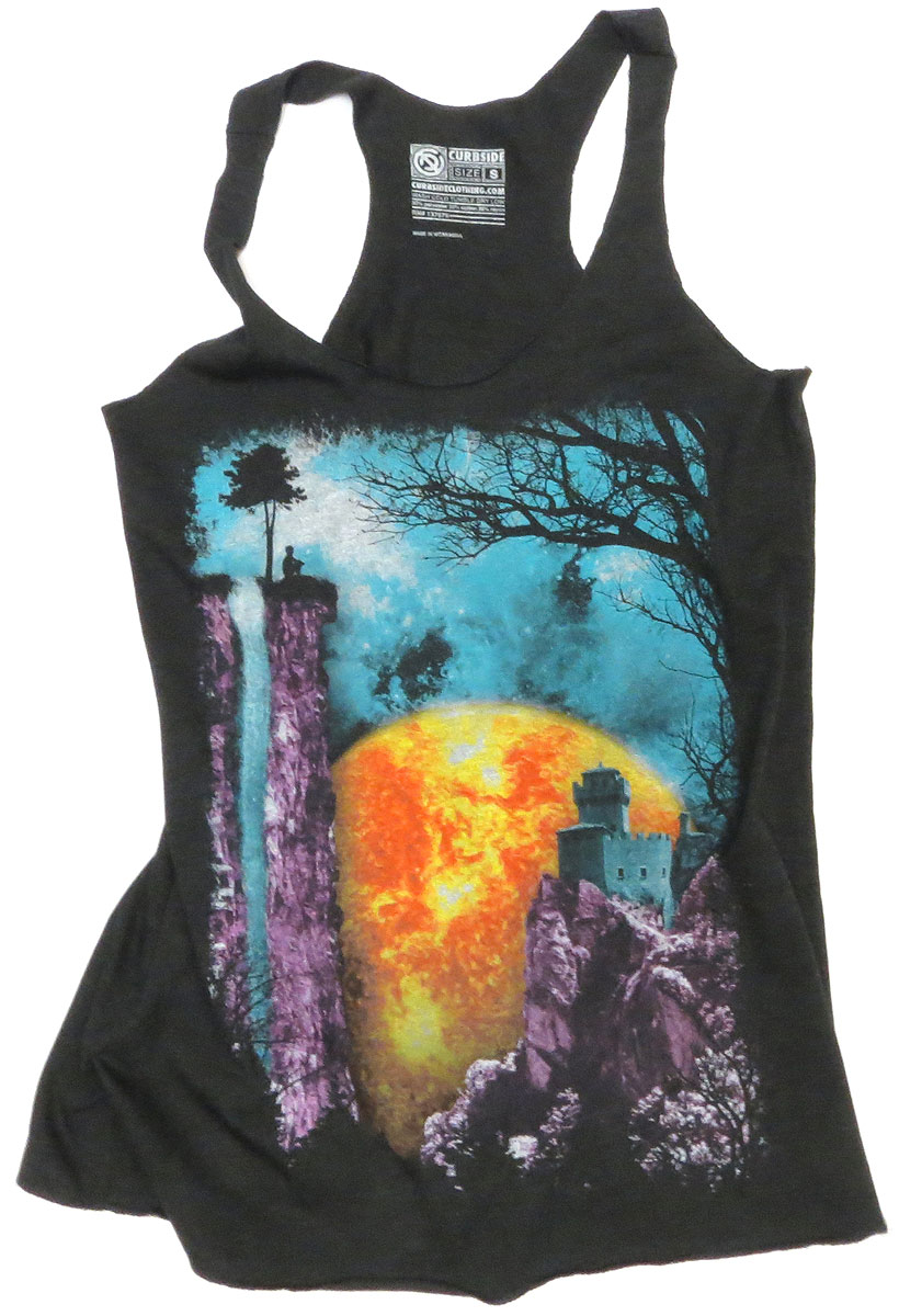 Fantasy Print Tank