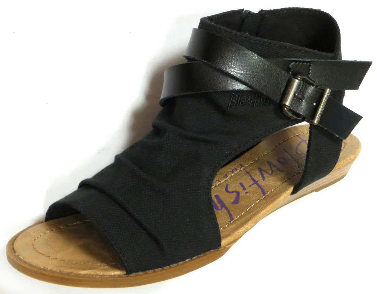 Cuffed Sandal