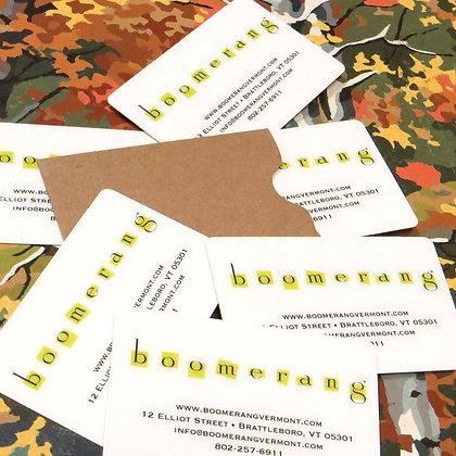 $150 Boomerang Gift Card
