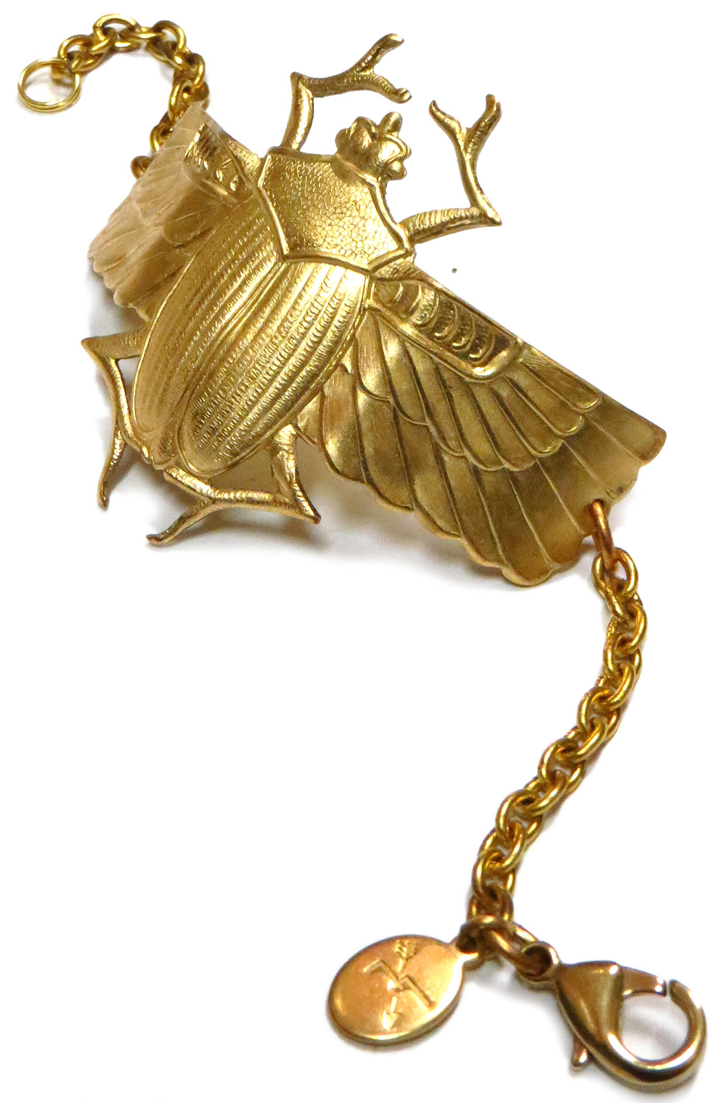 Scarab Cuff