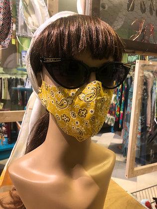 NEW Bandana Print Masks