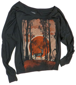Deer Moon Top