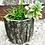 Thumbnail: Ceramic Log Planters