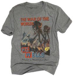 War of the Worlds Tee