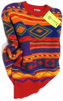 Vintage '80s Ski Sweater