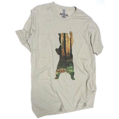 NEW Standing Bear Graphic Tee-Shirt