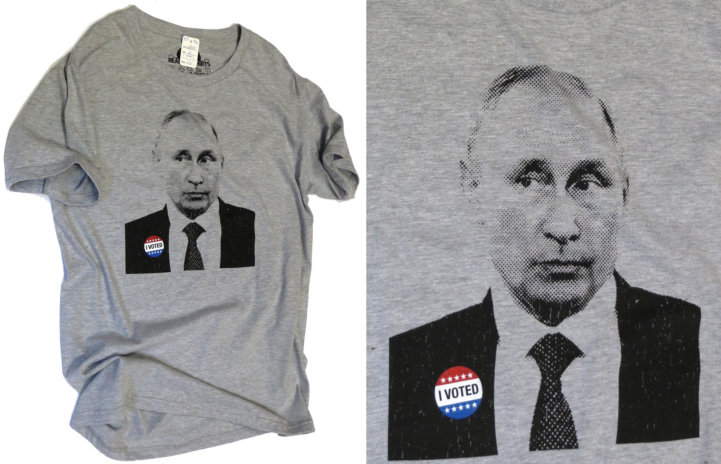 Putin Tee