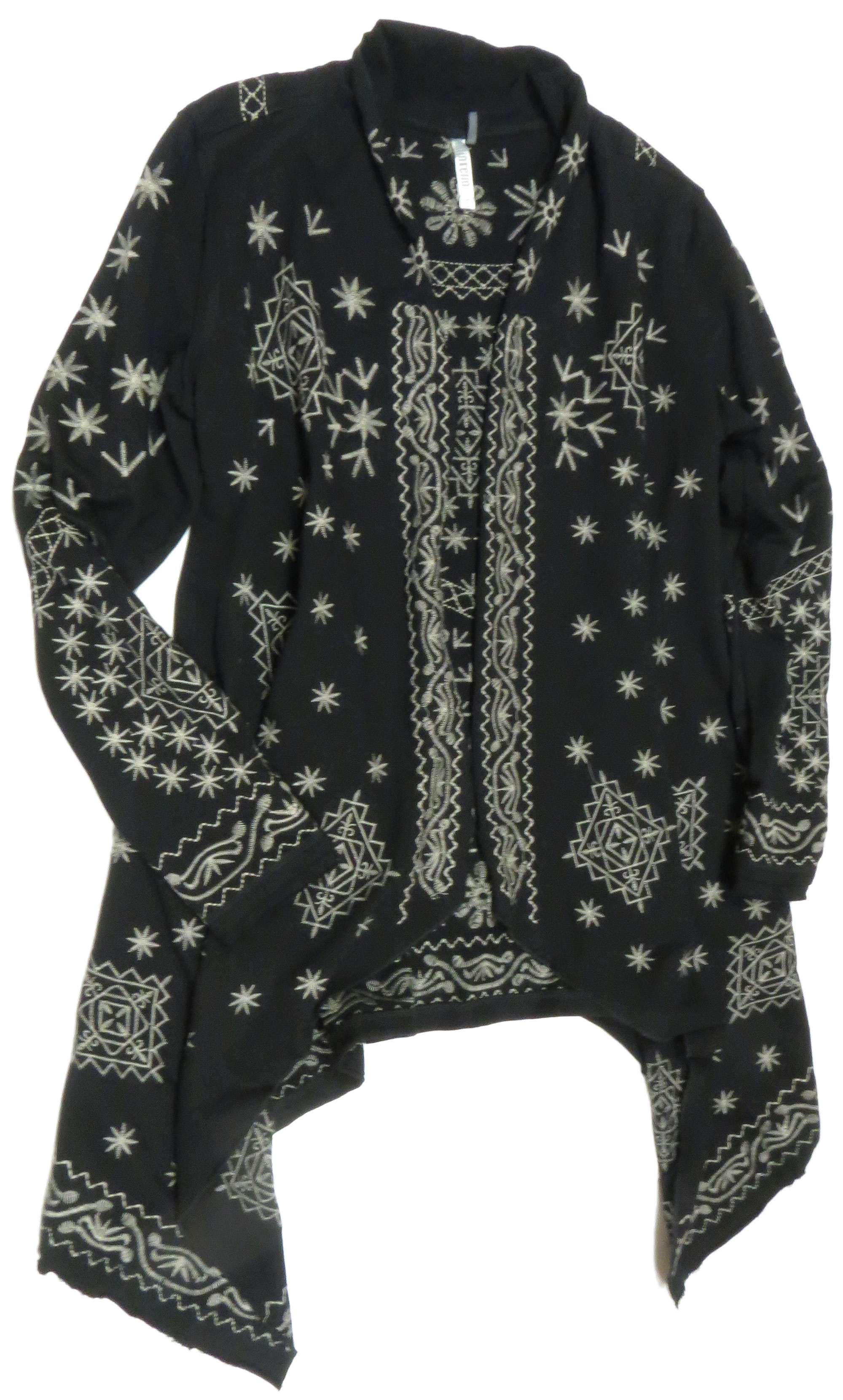 Cutawy Cardigan