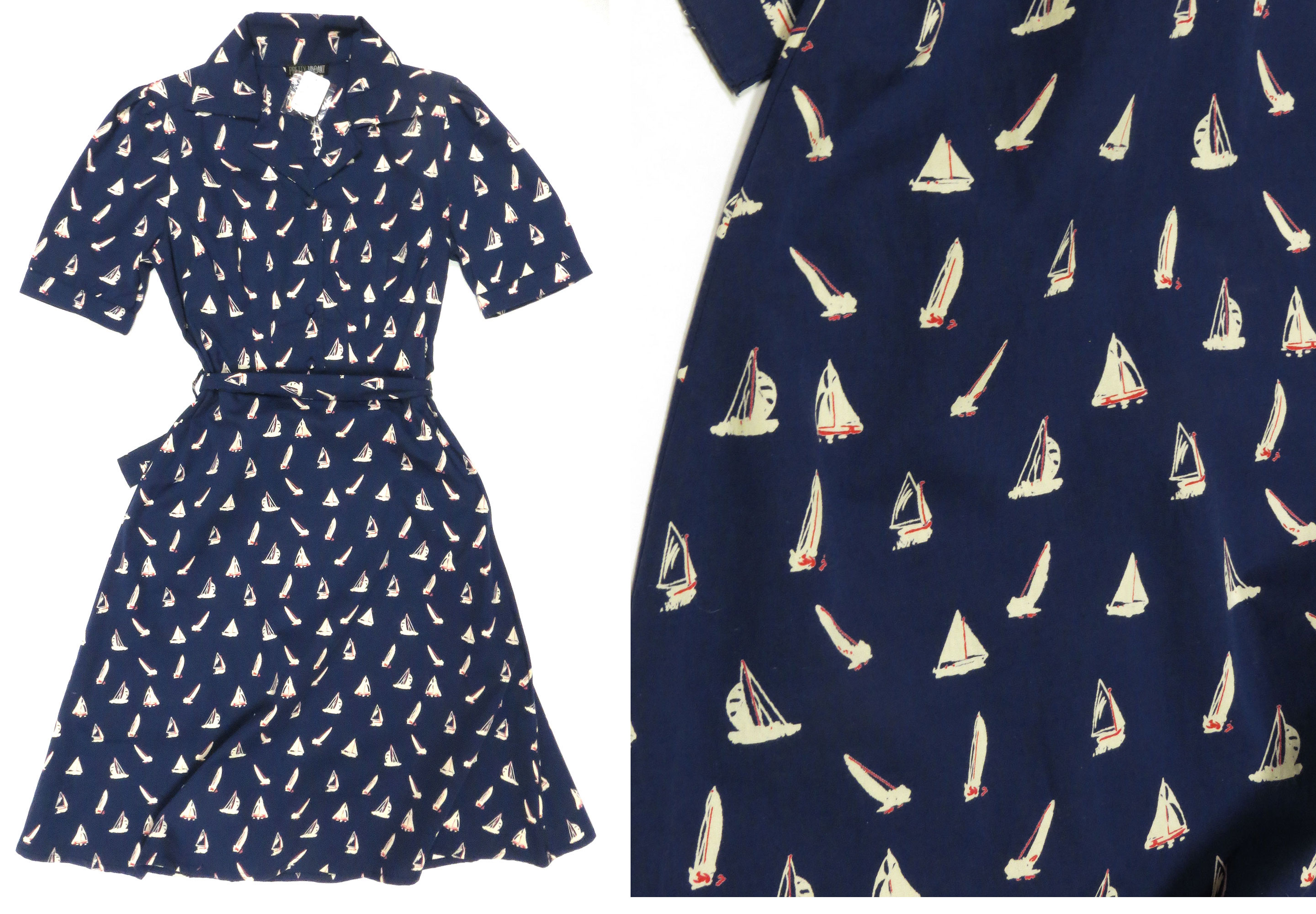 Sail Boat Short Sleeve