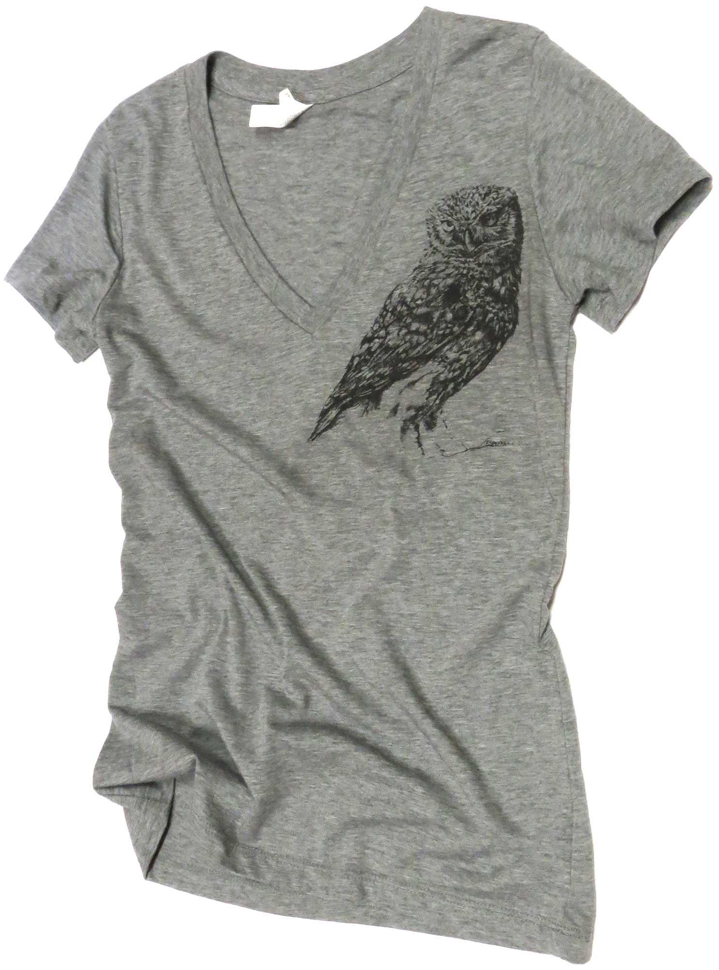 Owl V-Neck