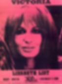 """1970 Bladmuziek LP """"Victoria"""""""