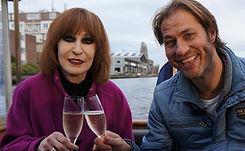 Liesbeth en Sander de Kramer (Foto KRO)