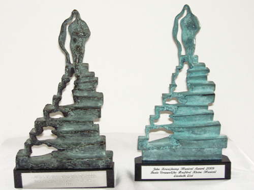 2000 & 2009 Musical Award