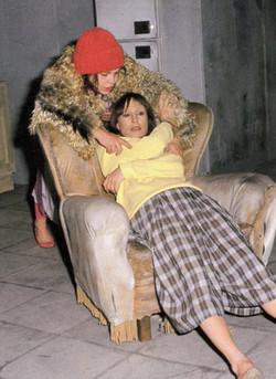 1985 Jan Rap en z'n maat.