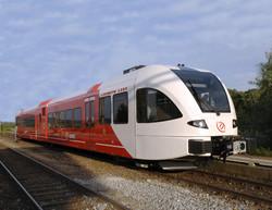 2007 Liesbeth List trein