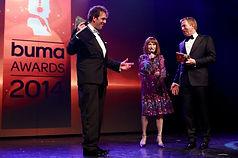 Buma Award voor Han Kooreneef
