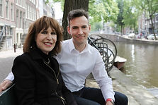 Liesbeth & Daan Bartels. Foto: Rudy Hellewegen