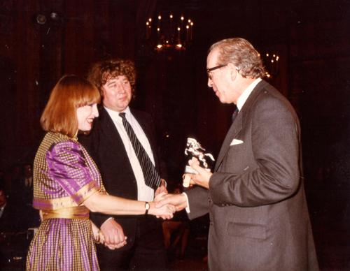1981 Gouden paard