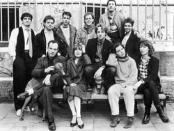 1984 Cast Jan Rap en z'n maat.
