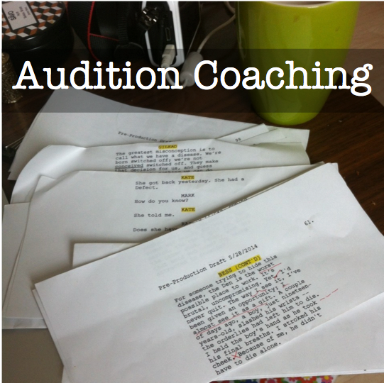 Audition Coaching - 1 Hour