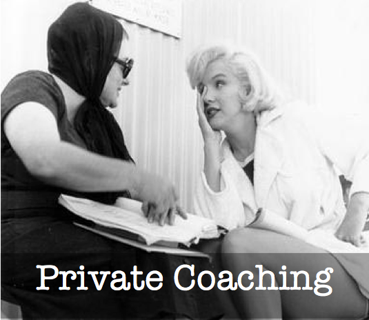 Private Coaching - 1 Hour