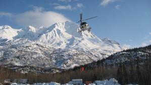 Alaska Chugach Heli Skiing / Boarding