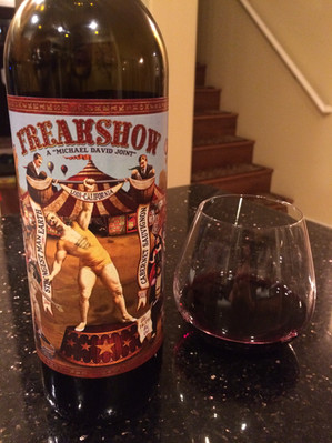 Freakishly Good Cabernet!