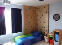 DIY climbing wall for adults or kids - Build This!
