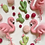 Thumbnail: Pink Flamingis with Cacti