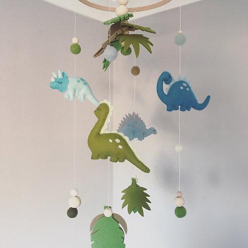 Dinosaur Mobile
