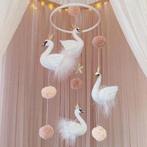 Swan Princess Mobile